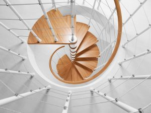 spiral staircase Genius 010