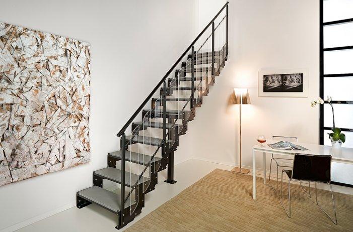 domino stairs