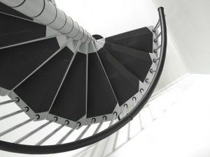 klio detail spiral staircase