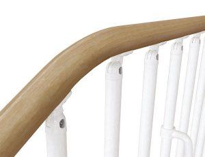lan railing details