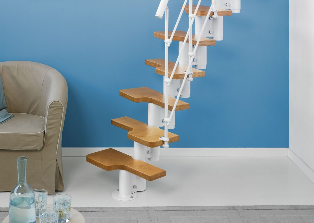 magia30.xtra spacesaver stairs