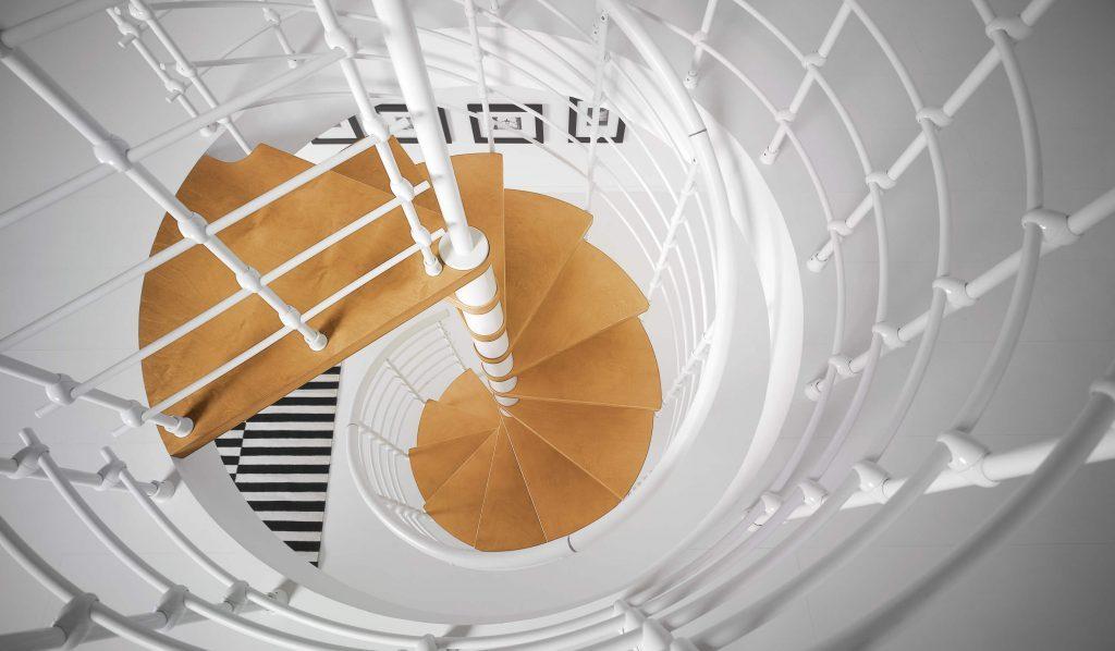 magia70xtra kit staircase