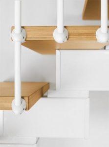 magia90 detail wood stairkit