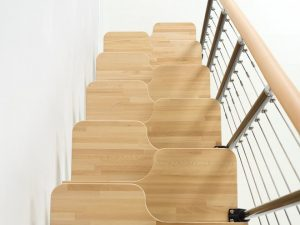 minitube spacesaver stairs details