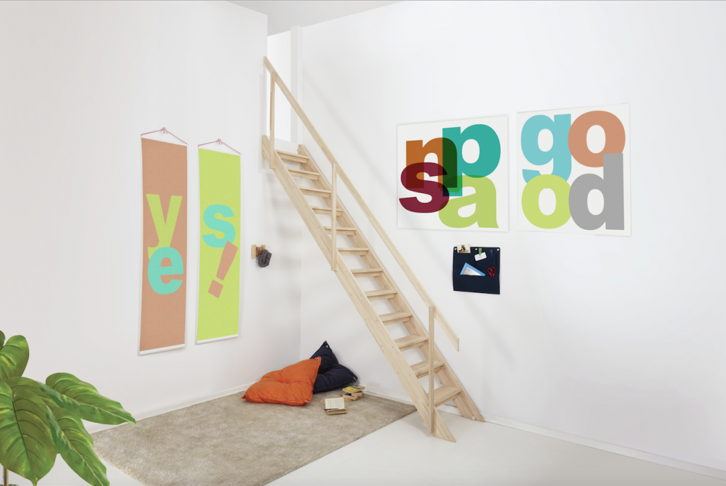 snap winder staircase