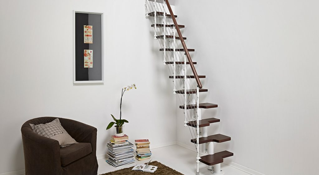 Spacesaver Staircases Space Saving Stairs Fontanot